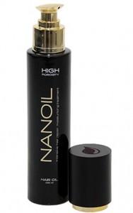 Öl für Haare mit hoher Porosität